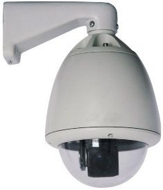 IP Sony PTZ Dome CCTV Security Coax Camera Infrared Outdoor Color Day Night, 30x Optical Zoom