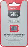 64GB C10 Extreme Plus MicroSDXC TF Card (IP Camera Approved)