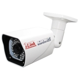 HD 1080P Sony Starvis White Bullet CCTV Security Coax Camera AHD+TVI+CVI+CVBS / 2000  TVL Analog Infrared Indoor Outdoor Color D/N
