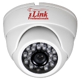 HD 1080P Sony Starvis White Dome CCTV Security Coax Camera AHD +TVI+CVI+ / 2000 + TVL Analog Infrared Indoor/Outdoor Color D/N