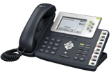 Executive IP Phone with 6 Lines