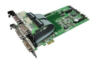 DiViS 96032HSD1 CCTV H.264 480fps Full D1 16CH Video DVR Capture Board
