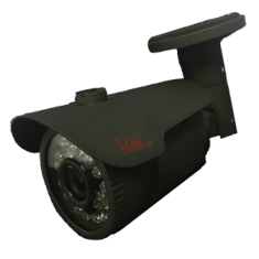 HD 1080P Sony Black Bullet CCTV Security Coax Camera AHD +TVI+CVI+ / 2000 + TVL Analog Infrared Indoor/Outdoor Color D/N
