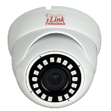HD 4K 8MP White Dome CCTV Security Coax Camera AHD+TVI+CVI+CVBS / 2000 + TVL Analog Infrared Indoor/Outdoor Color D/N