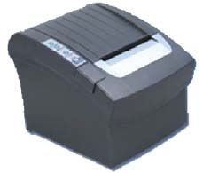 POS 80mm thermal receipt printer with auto-cutter