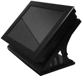 "15"" All-in-one touch screen POS Terminal/Software/OS"