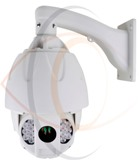 IP WDR PTZ High Speed Dome CCTV Security Coax Camera Infrared Outdoor Color Day Night, 36x Optical Zoom