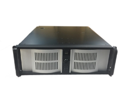 3U Compact Stylish Rackmount Chassis case w/ 400w Power Supply