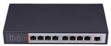 8 Port 10 100 Mbps with PoE plus 1 Gigabit Uplink DVR Port Ethernet Switch