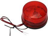 Warning Red Strobe Security Light